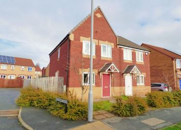 Thumbnail 3 bed semi-detached house for sale in Burnham Avenue, Bierley, Bradford