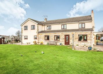 Thumbnail 4 bed detached house for sale in Newby Lane, Gowdall, Goole