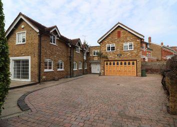 Thumbnail 4 bed detached house to rent in Heatherfield Lane, Weybridge
