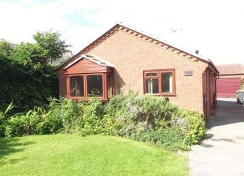 Thumbnail 2 bed detached bungalow to rent in Magdalene Way, Hucknall