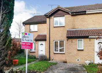 Thumbnail 2 bedroom terraced house for sale in Partridge Close, Swindon