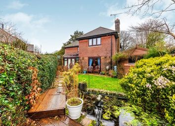 Thumbnail 3 bed detached house for sale in Main Road, Hadlow Down, Uckfield, East Sussex