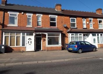 Thumbnail 2 bed terraced house to rent in Fox Hollies Road, Acocks Green