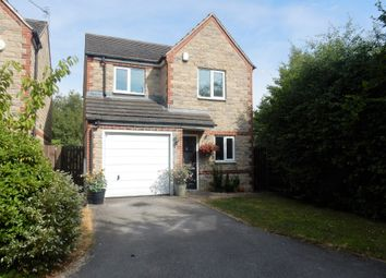 Thumbnail 3 bed detached house for sale in St. Pancras Close, Dinnington, Sheffield