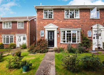 3 bed end terrace house for sale in Solway, Hailsham BN27