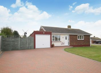 Thumbnail 2 bedroom detached bungalow for sale in Windmill Road, Herne Bay
