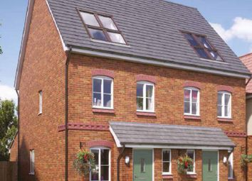 Thumbnail 3 bed semi-detached house for sale in New Houses, Aston Road, Shifnal