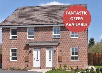 """Thumbnail 3 bedroom semi-detached house for sale in """"Finchley"""" at Park Hall Road, Mansfield Woodhouse, Mansfield"""