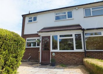 Thumbnail 3 bed semi-detached house to rent in Windmill Hill, Wrotham Heath, Kent