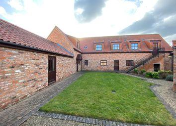 The Green, Wolviston, Billingham TS22. 4 bed barn conversion for sale