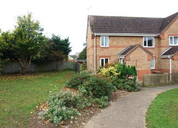 Thumbnail 3 bed semi-detached house for sale in Brandon, Suffolk