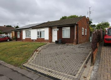 Thumbnail 2 bedroom semi-detached bungalow for sale in Eastwood Road, Woodley, Reading