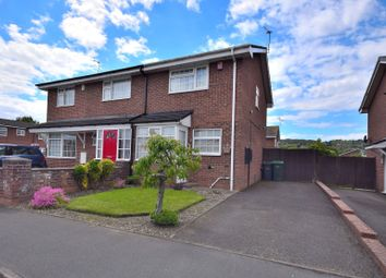 2 bed semi-detached house for sale in Chamberlain Close, Tividale, Oldbury B69