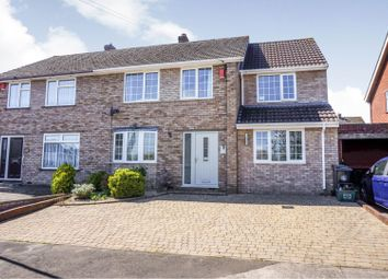 Thumbnail 4 bed semi-detached house for sale in Little Headley Close, Headley Park