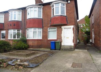 Thumbnail 3 bedroom flat to rent in Ovington Grove, Fenham, Newcastle Upon Tyne