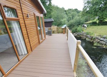 Thumbnail 2 bed mobile/park home for sale in Limefitt Park, Windermere