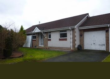 Thumbnail 3 bed bungalow for sale in 3 Gates Drive, Heathhall, Dumfries, Dumfries And Galloway.
