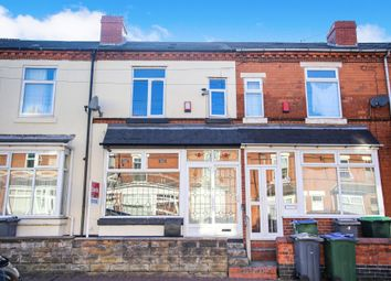 Thumbnail 3 bed terraced house for sale in Salisbury Road, Smethwick