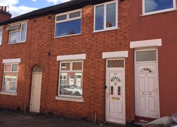 Thumbnail 3 bed terraced house to rent in Vernon Street, Leicester