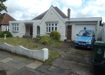 Thumbnail 4 bed bungalow for sale in Rutland Avenue, Sidcup