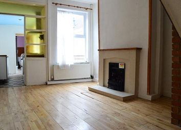Thumbnail 2 bed terraced house for sale in Silverdale Road, Newcastle-Under-Lyme