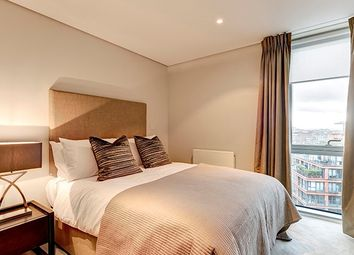 Thumbnail 1 bed flat to rent in Merchant Square East, London