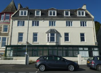 Thumbnail 2 bed flat for sale in Macnabs Brae, Rothesay, Isle Of Bute