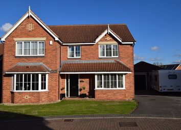 Thumbnail 4 bed detached house for sale in Lavery Close, Ossett
