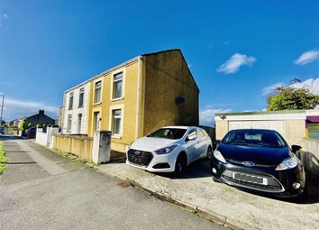 3 bed semi-detached house for sale in Victoria Road, Waunarlwydd, Swansea SA5