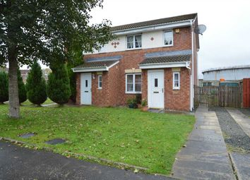 Thumbnail 2 bedroom semi-detached house for sale in Berryhill Crescent, Wishaw