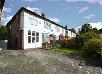 Thumbnail 4 bedroom semi-detached house for sale in Cavendish Road, Salford