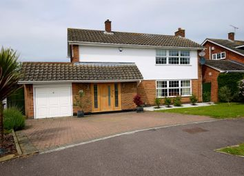 Thumbnail 5 bed detached house to rent in Greenways, Goffs Oak, Waltham Cross