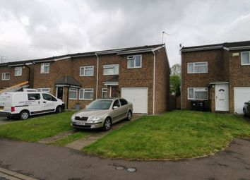 Thumbnail Semi-detached house for sale in Kentmere Close, Bedford