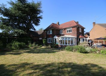 Thumbnail 3 bed detached house for sale in Sherbrooke Close, Calverton, Nottingham