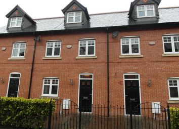 Thumbnail 3 bed town house to rent in Trevore Drive, Standish, Wigan