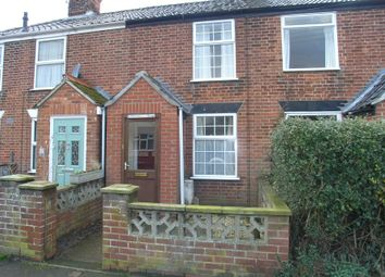 Thumbnail 2 bed terraced house for sale in Markham Cottages, Princess Road, Reydon, Southwold, Suffolk