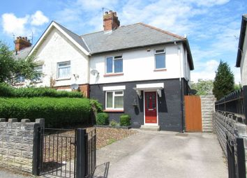 Thumbnail 3 bedroom end terrace house for sale in Illtyd Road, Ely, Cardiff