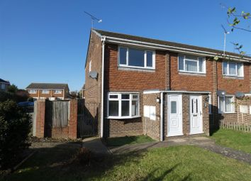 Thumbnail 2 bedroom end terrace house to rent in Peartree Road, Herne Bay