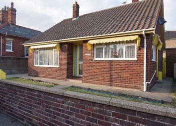 Thumbnail 2 bedroom bungalow to rent in Cross Road, Gorleston, Great Yarmouth
