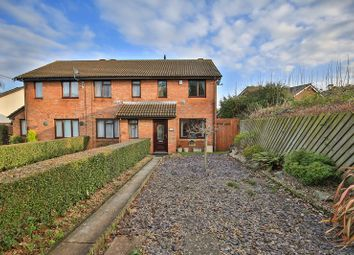 Thumbnail 2 bed end terrace house for sale in The Newlands, Mardy, Abergavenny