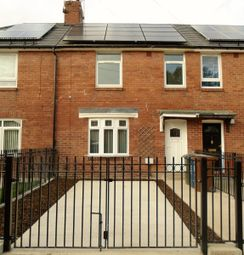 Thumbnail 3 bed terraced house to rent in Horsley Terrace, Newcastle Upon Tyne