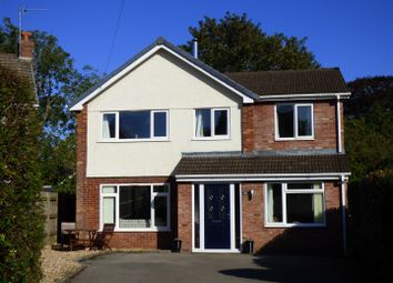 Thumbnail 4 bed detached house for sale in Gwentlands Close, Bulwark, Chepstow