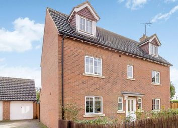 Thumbnail 5 bed detached house for sale in Orlestone View, Hamstreet, Ashford