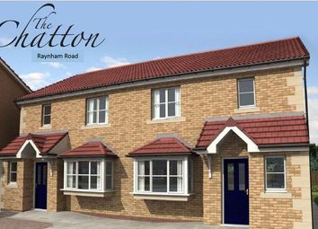 Thumbnail 3 bedroom semi-detached house for sale in Belford, Raynham Road, Plot 39, The Chatton