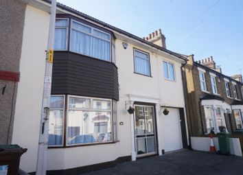 Thumbnail 5 bedroom end terrace house for sale in Kenneth Road, Chadwell Heath, Romford