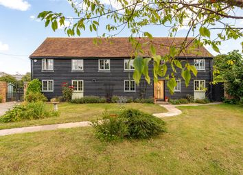 Gosmere Oast, Newhouse Lane, Sheldwich ME13. 5 bed detached house