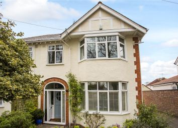 Thumbnail 5 bedroom semi-detached house for sale in Keynsham Road, Cheltenham, Gloucestershire