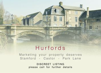Thumbnail 5 bedroom detached house for sale in Main Street, Ufford, Stamford