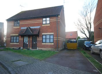 Thumbnail 2 bedroom semi-detached house to rent in Sandringham Close, Whaplode, Spalding