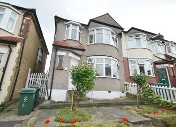 Thumbnail 3 bed end terrace house to rent in Alma Avenue, London
